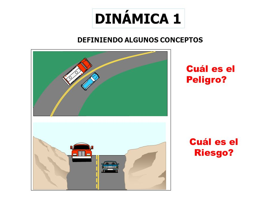PARA MINIMIZAR EL RIESGO REQUIERE: