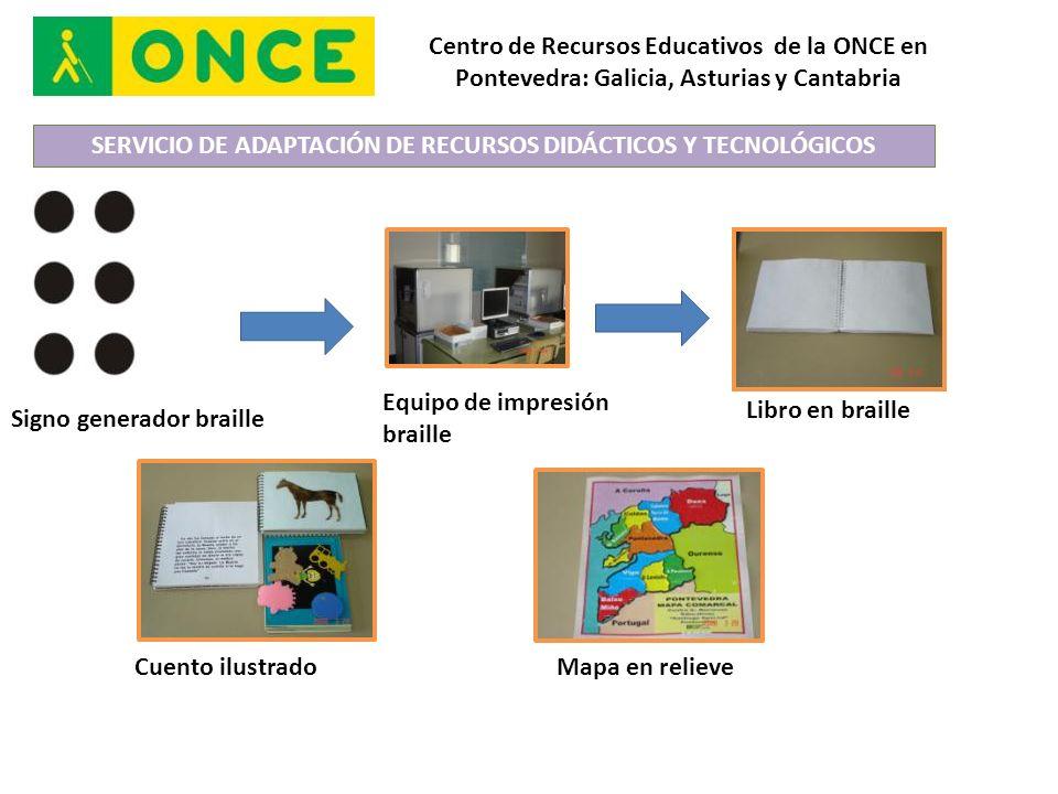 Centro de Recursos Educativos de la ONCE en Pontevedra: Galicia, Asturias y Cantabria ENCUENTRO DE NAVIDAD CON FAMILIAS También la D.T.