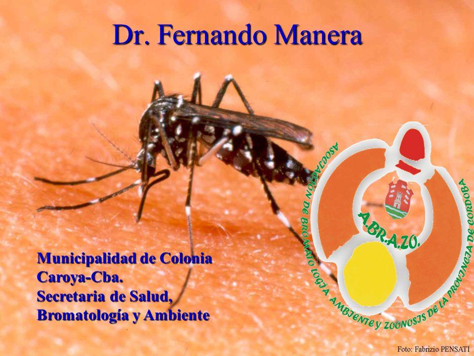 Dr.Fernando Manera Municipalidad de Colonia Caroya-Cba.