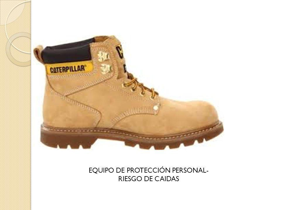 EQUIPO DE PROTECCIÓN PERSONAL- RIESGO DE CAIDAS
