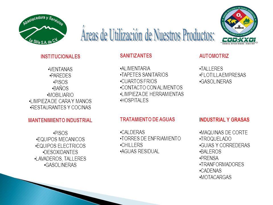 INSTITUCIONALES VENTANAS PAREDES PISOS BAÑOS MOBILIARIO LIMPIEZA DE CARA Y MANOS RESTAURANTES Y COCINAS MANTENIMIENTO INDUSTRIAL PISOS EQUIPOS MECANIC
