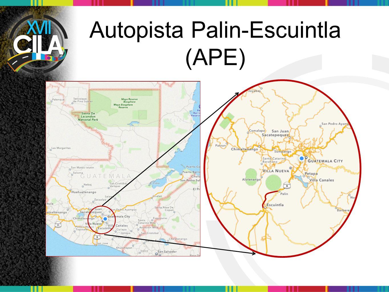 Autopista Palin-Escuintla (APE)