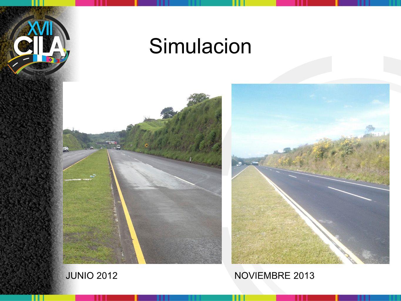 Simulacion JUNIO 2012NOVIEMBRE 2013