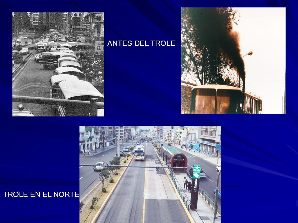 TROLE EN EL NORTE ANTES DEL TROLE