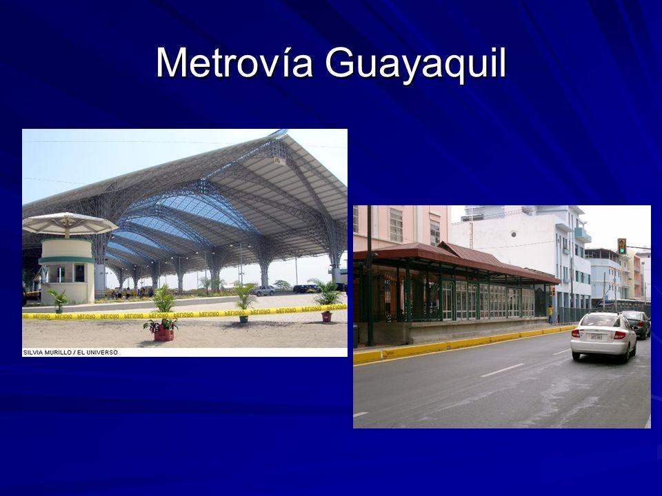 Metrovía Guayaquil