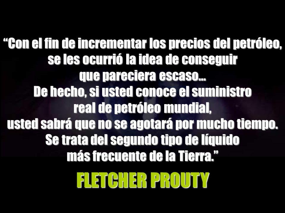 A continuación, en la siguiente entrevista realizada en los años 90, Fletcher Prouty nos explica con más detalle porqué en la Tierra permanece el para