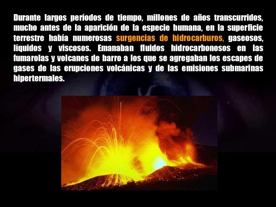 INTRODUCCIÓN AL PETRÓLEO ABIÓTICO BREVE HISTORIA GEOLÓGICA DE LOS HIDROCARBUROS