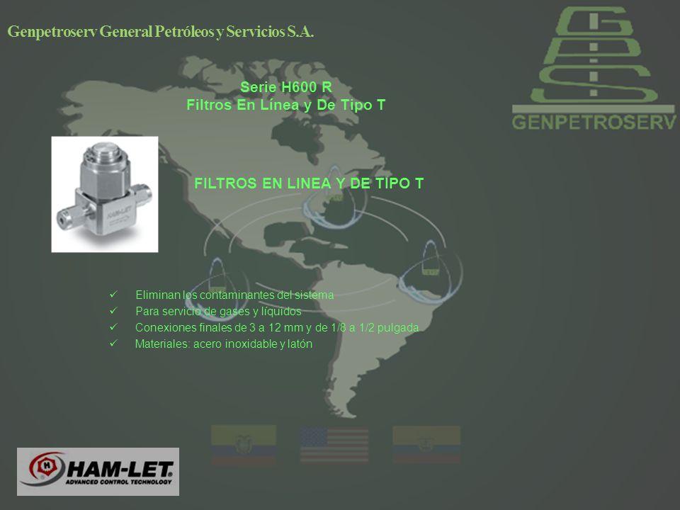 Genpetroserv General Petróleos y Servicios S.A.