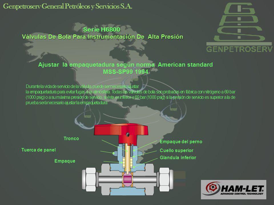 13 Genpetroserv General Petróleos y Servicios S.A.