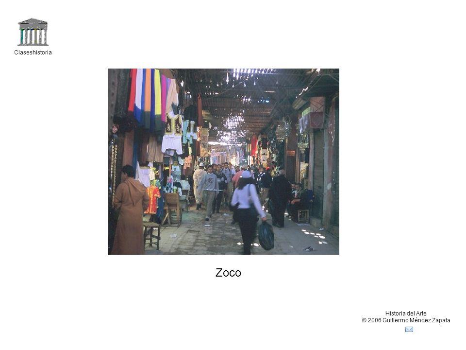 Claseshistoria Historia del Arte © 2006 Guillermo Méndez Zapata Zoco