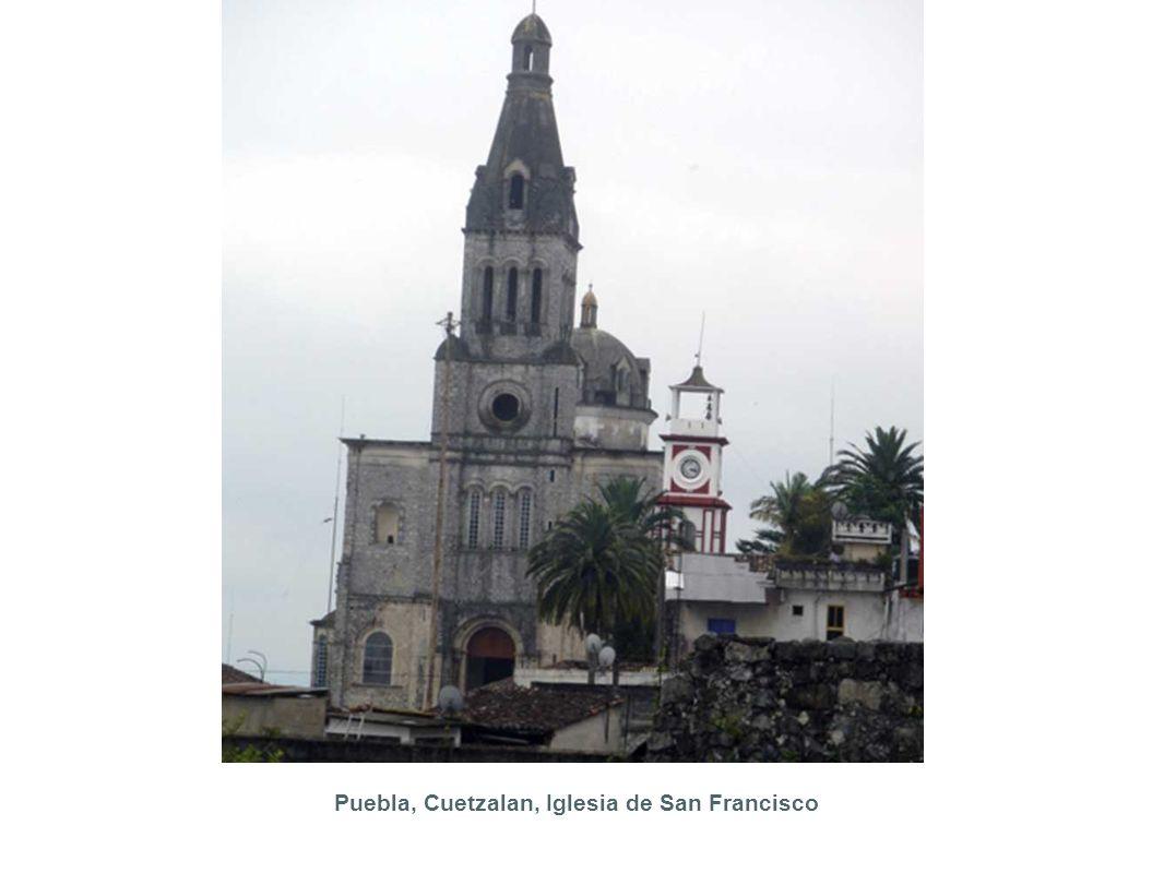 Puebla, Cuetzalan, Iglesia de San Francisco