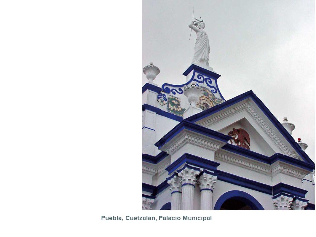 Puebla, Cuetzalan, Palacio Municipal