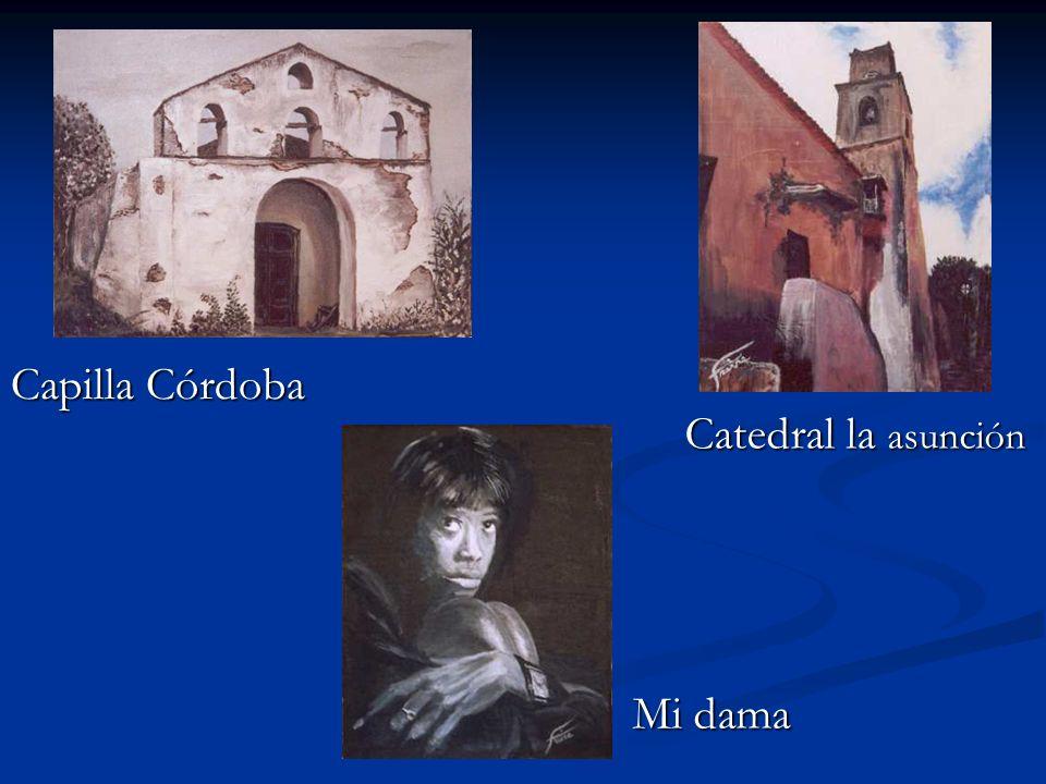 Capilla Córdoba Catedral la asunción Mi dama