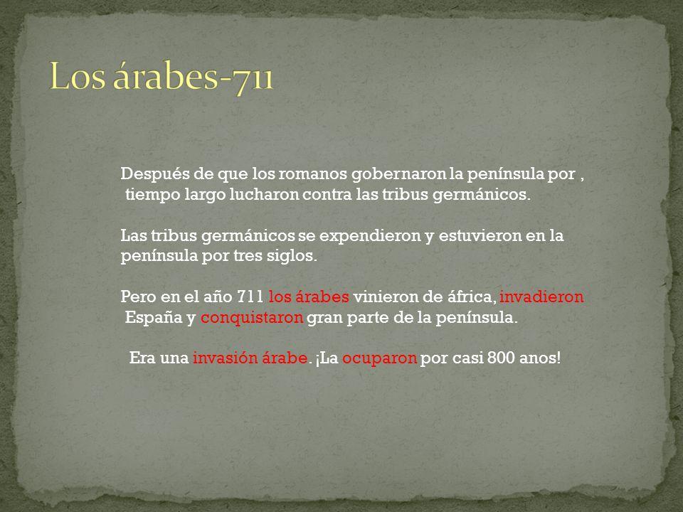Hay muchos intercambios entre los indígenas y conquistadores.