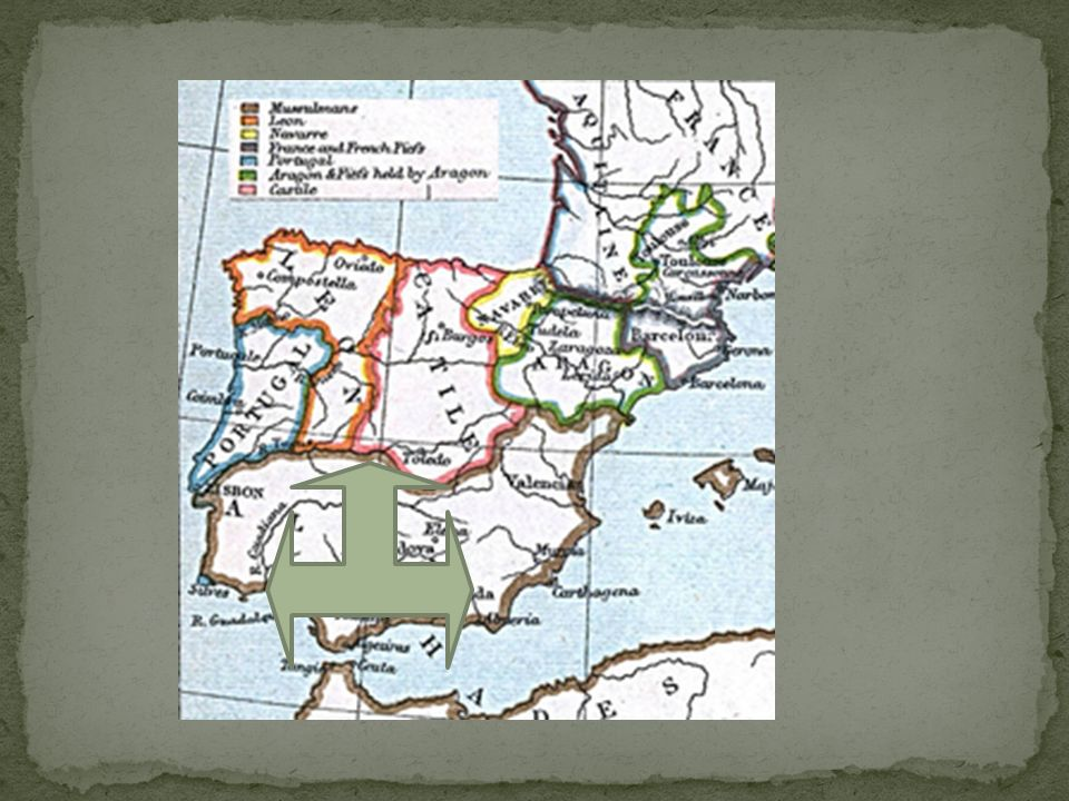 Los árabes trajeron la religión musulmana a España.