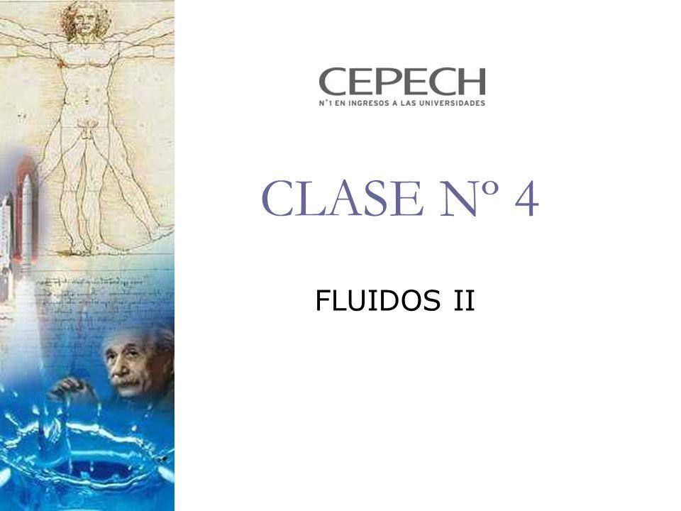 CLASE Nº 4 FLUIDOS II