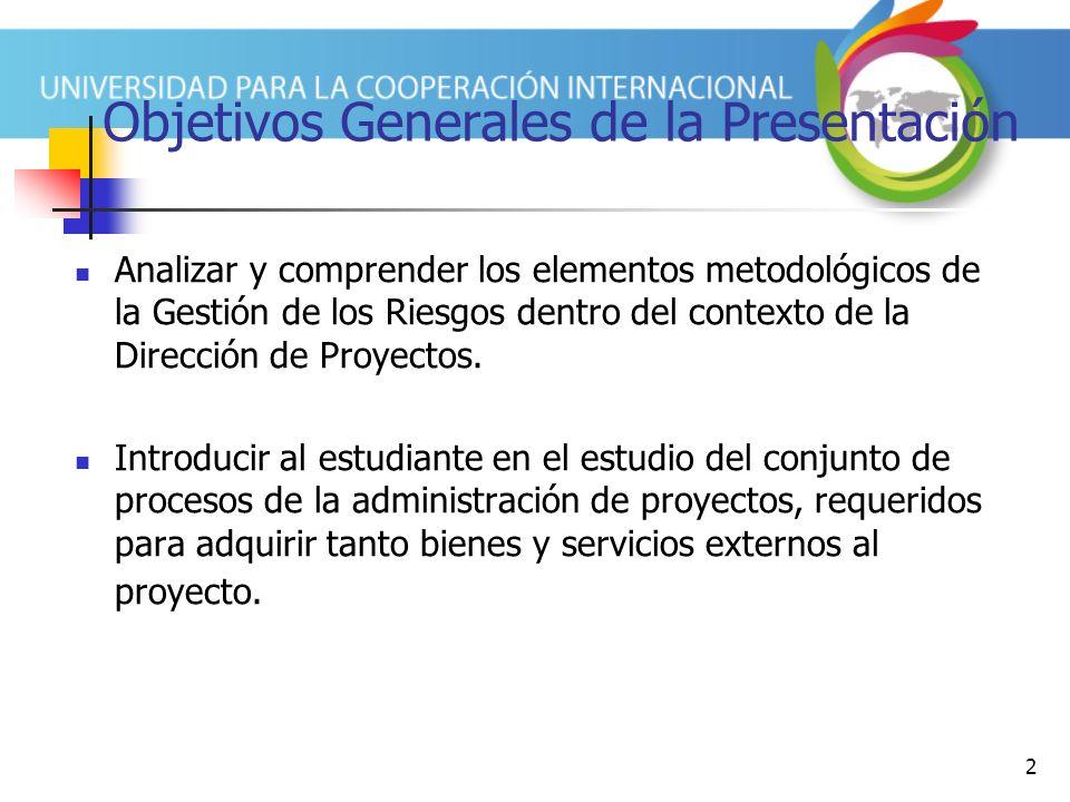 3 Bibliografía Principal Project Management Institute.