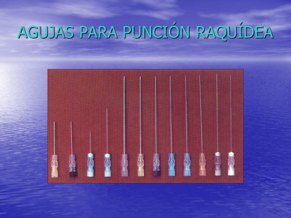 Vías de introducción La vía de introducción son las venas del cuello, yugular interna, yugular externa, subclavia, femoral, braquial, umbilical, basílica y cefálica.