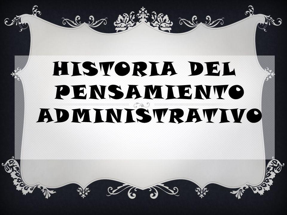 EL DESPERTAR DE LA ADMINISTRACIÓN Este no fue un periodo de innovación pero antes de 1700 se proporciono una nueva oportunidad para la aplicación de las entonces mas nuevas especialidades administrativas.
