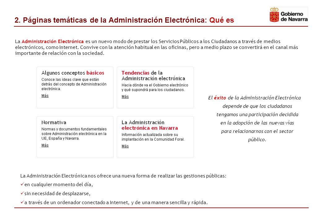 La Administración Electrónica es un nuevo modo de prestar los Servicios Públicos a los Ciudadanos a través de medios electrónicos, como Internet. Conv