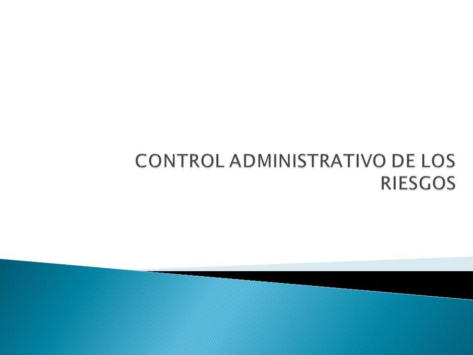 Prioridad el control ambiental: Debido a la dificultad que supone el controlar la naturaleza humana.