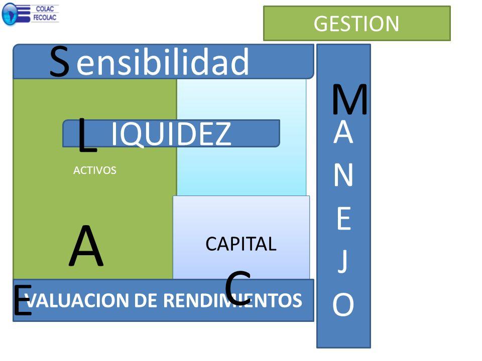 ACTIVOS CAPITAL IQUIDEZ ensibilidad VALUACION DE RENDIMIENTOS ANEJOANEJO C A M E L S GESTION