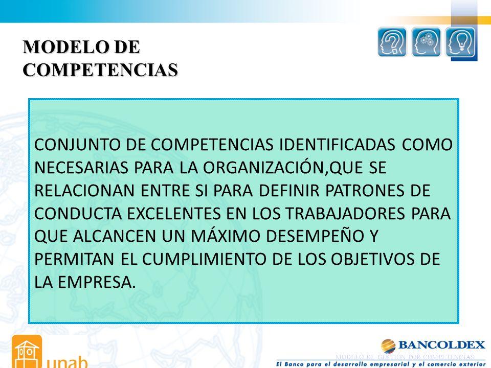LOS PROCESOS DE LA GESTION HUMANA Diseño y evaluación del puesto de trabajo Selección contratación Modelo de competencias Valoración del potencial Rem