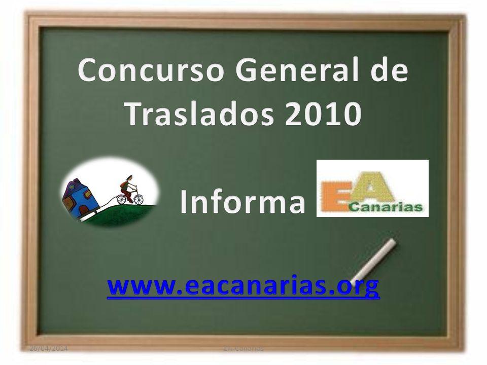 26/04/2014EA-Canarias