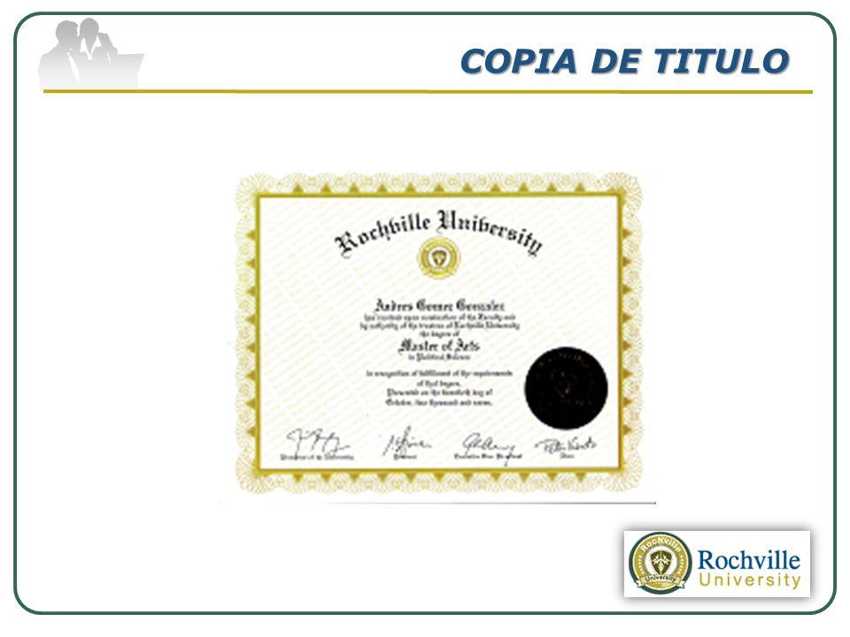 COPIA DE TITULO