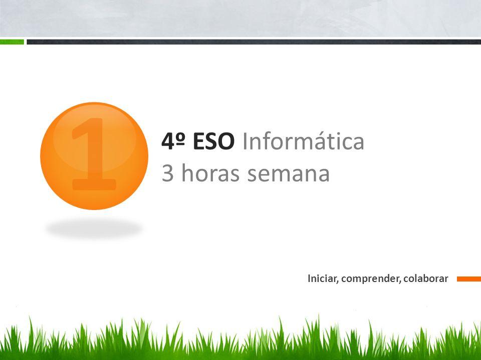 Organice por secciones ¿Demasiada información? www.iesromerovargas.com/informática