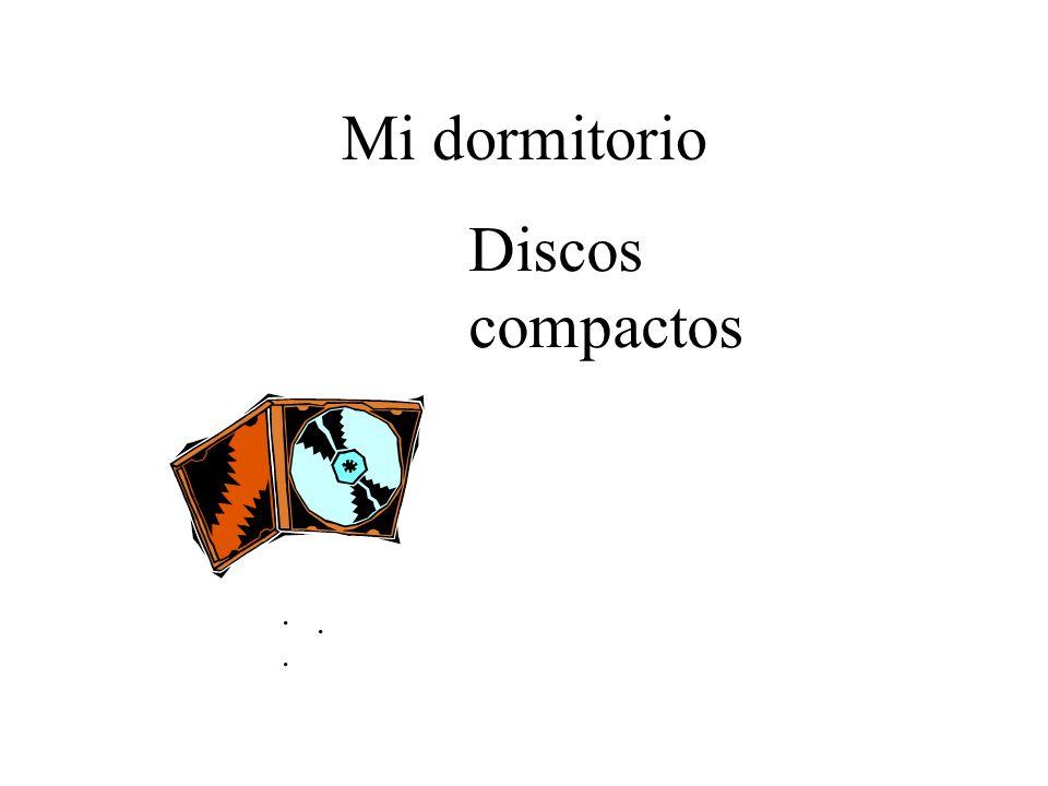 .. Discos compactos