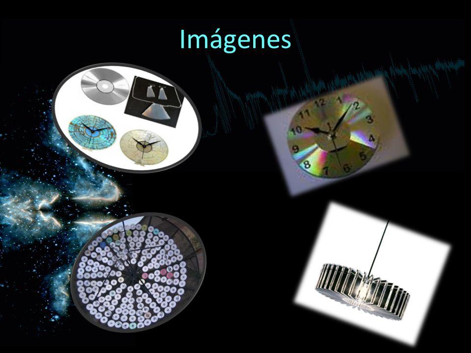 Reciclaje de CD Una buena forma de reciclar CD pueden emplear para otros usos, por ejemplo decorativos. Pero otra un buen método para no desechar los