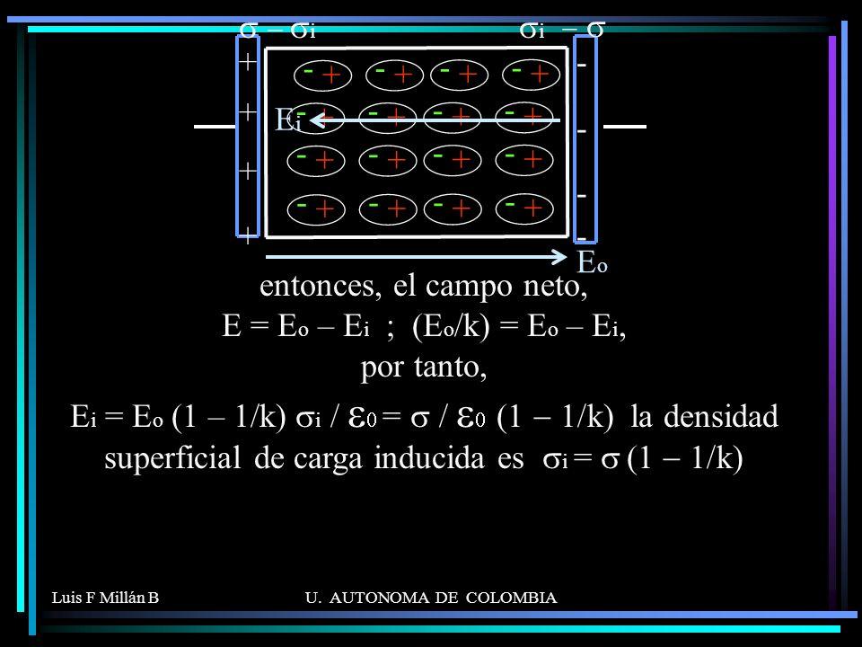 Luis F Millán BU. AUTONOMA DE COLOMBIA -+ + + + - - - + -+ - + -+ - + -+ - + -+ - + -+ - + -+ - + -+ - + -+ - + -+ - + -+ - + -+ - + -+ - + -+ - + -+