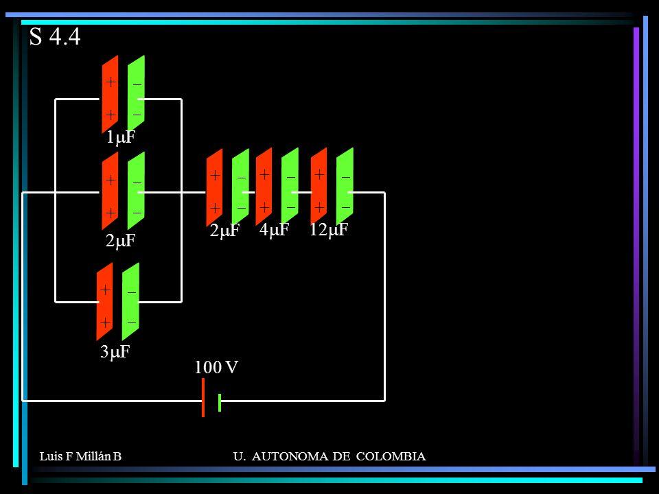 Luis F Millán BU. AUTONOMA DE COLOMBIA S 4.4 ++++ 2 F ++++ 1 F ++++ 3 F ++++ 2 F ++++ 4 F ++++ 12 F 100 V