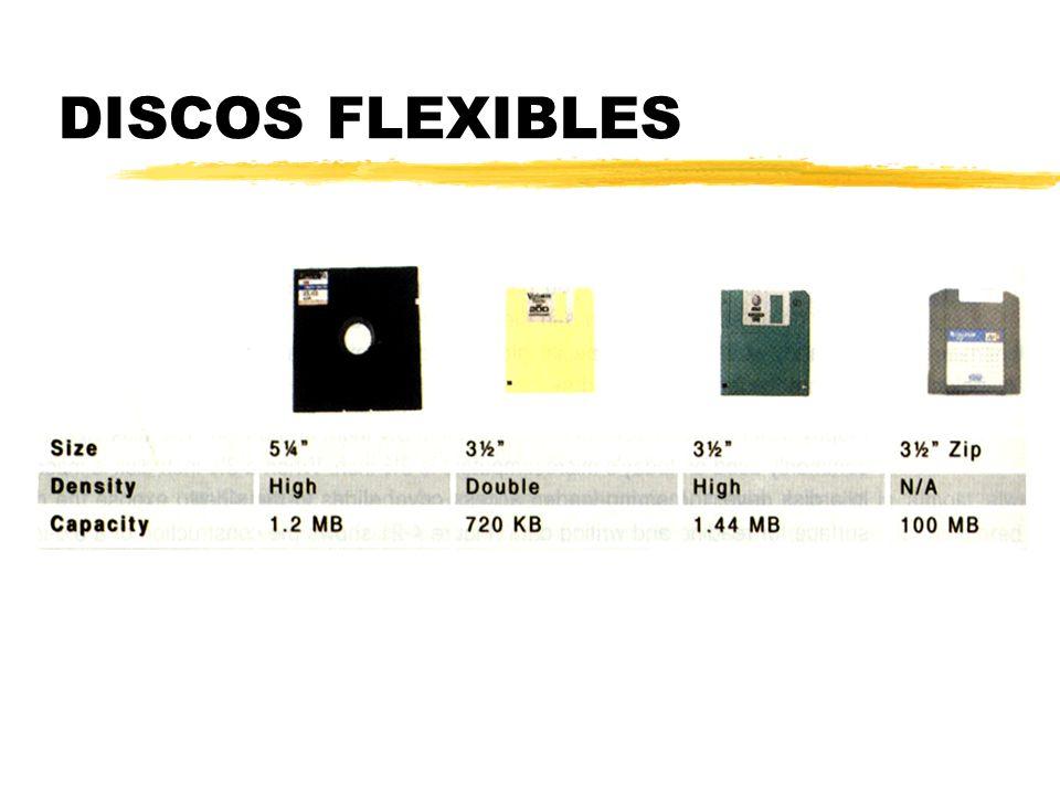 DISCOS FLEXIBLES
