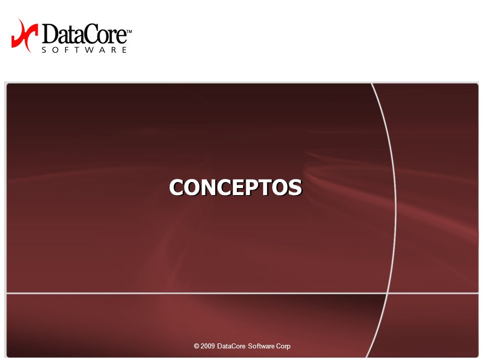 42 © 2009 DataCore Software Corp.