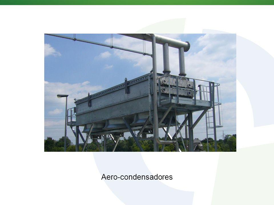 Aero-condensadores