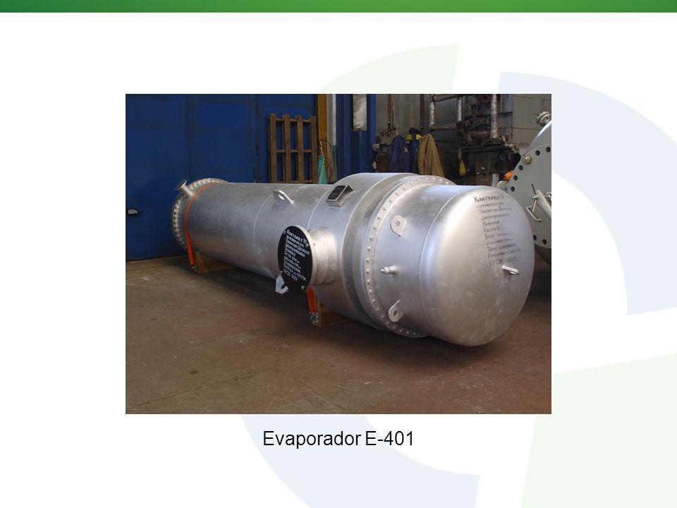 Evaporador E-401