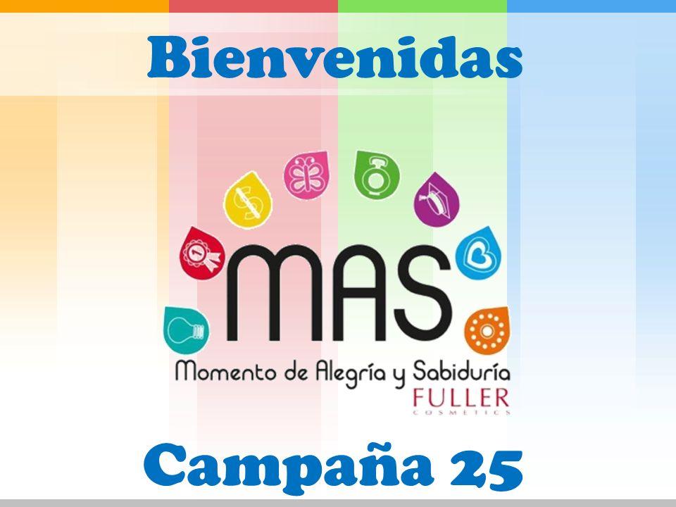 Bienvenidas Campaña 25