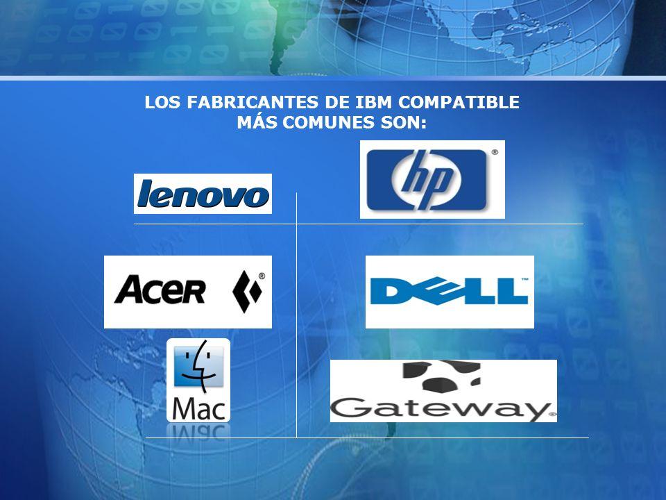 APPLE COMPUTER, ES EL ÚNICO FABRICANTE DE COMPUTADORAS MACINTOSH
