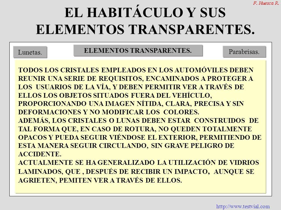 http://www.testvial.com DISPOSITIVOS DE LIMPIEZA Y DE MEJORA DE VISIBILIDAD. DISPOSITIVO ANTIHIELO Y ANTIVAHO. LAVAPARABRISASLIMPIAPA- RABRISAS PARASO