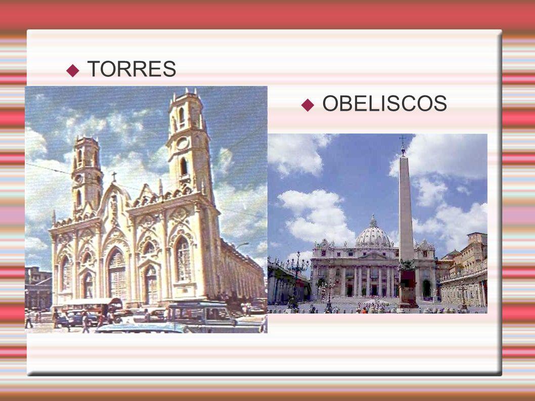 OBELISCOS TORRES