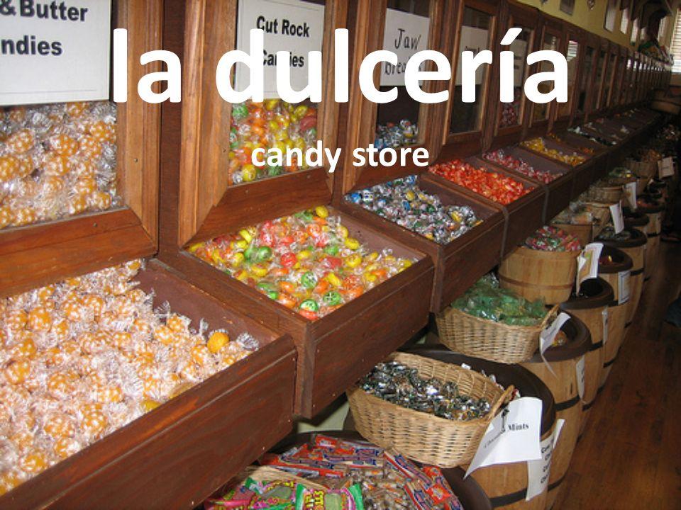la dulcería candy store