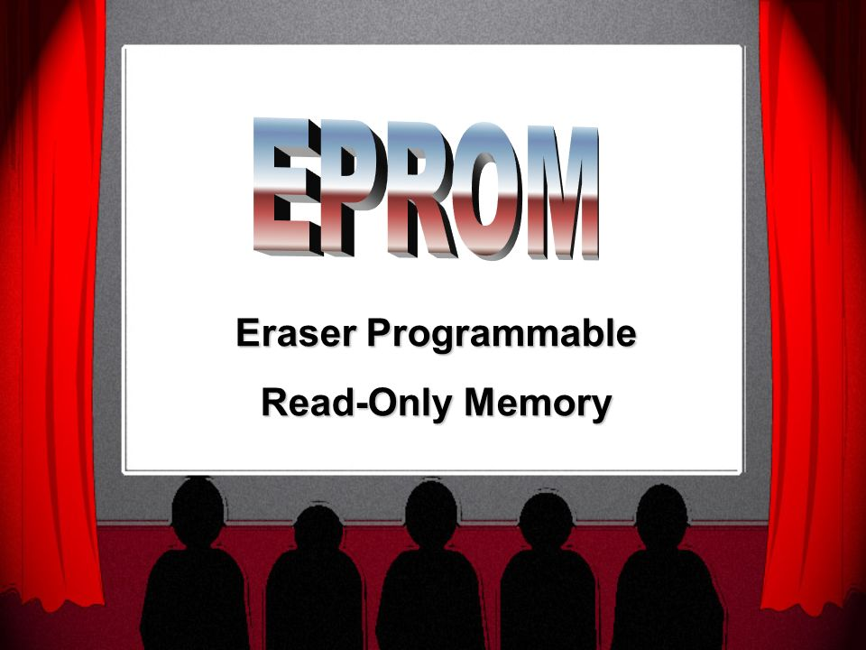 Eraser Programmable Read-Only Memory