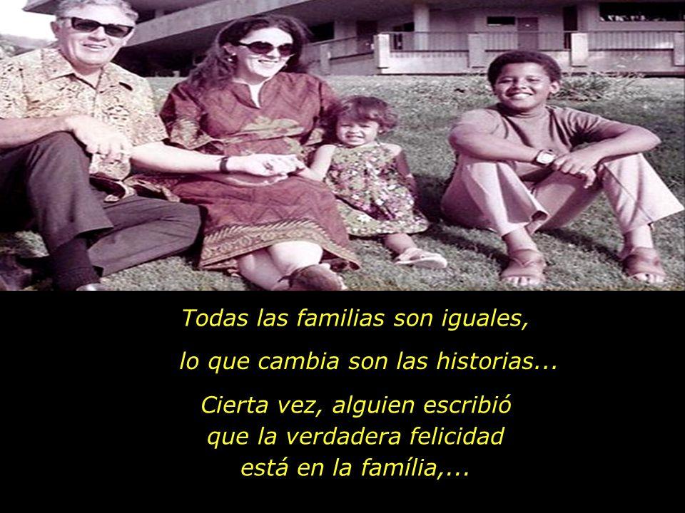 Padre e hija,Madre e hijos, Abuelo y nietos, hermanos...