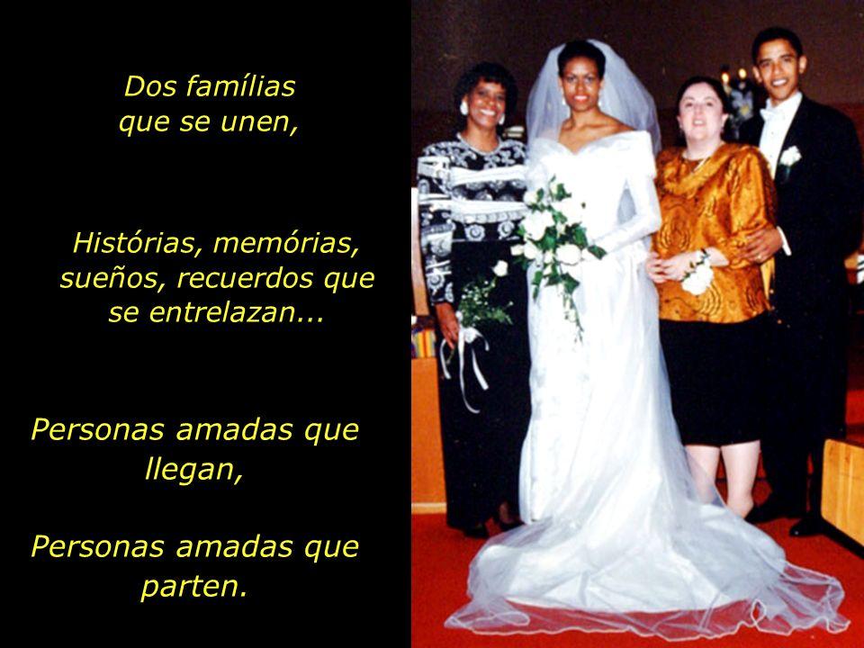 Marian Robinson con su hija Michelle Ann Dunham con su hijo Barack Obama