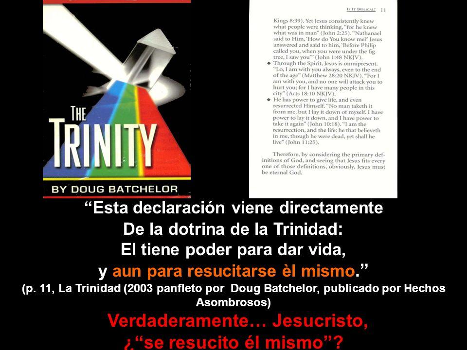 Y preguntaríamos el Trinitario, ¿a cuál de las dos naturalezas somos nosotros endeudados por la redención? La respuesta debe ser, por supuesto, es, A