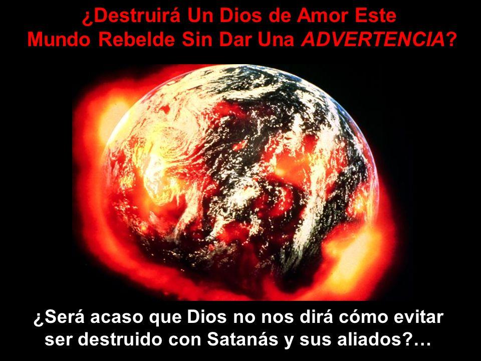 La Última Advertencia ¡El Último Mensaje de Dios… Para Un Mundo En Rebelión! Y si la trompeta diere sonido incierto, ¿quién se preparará para la batal