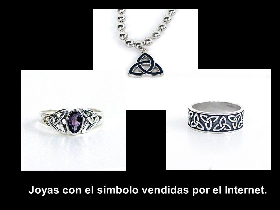 Cualquier figura o Símbolo usado de esta manera es derivado de los tres circulos que simbolizan el dios Sol.
