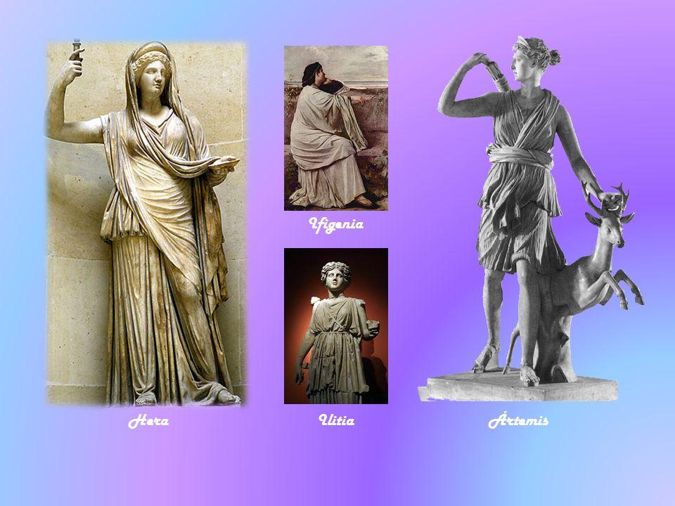 HeraÁrtemis Ifigenia Ilitia